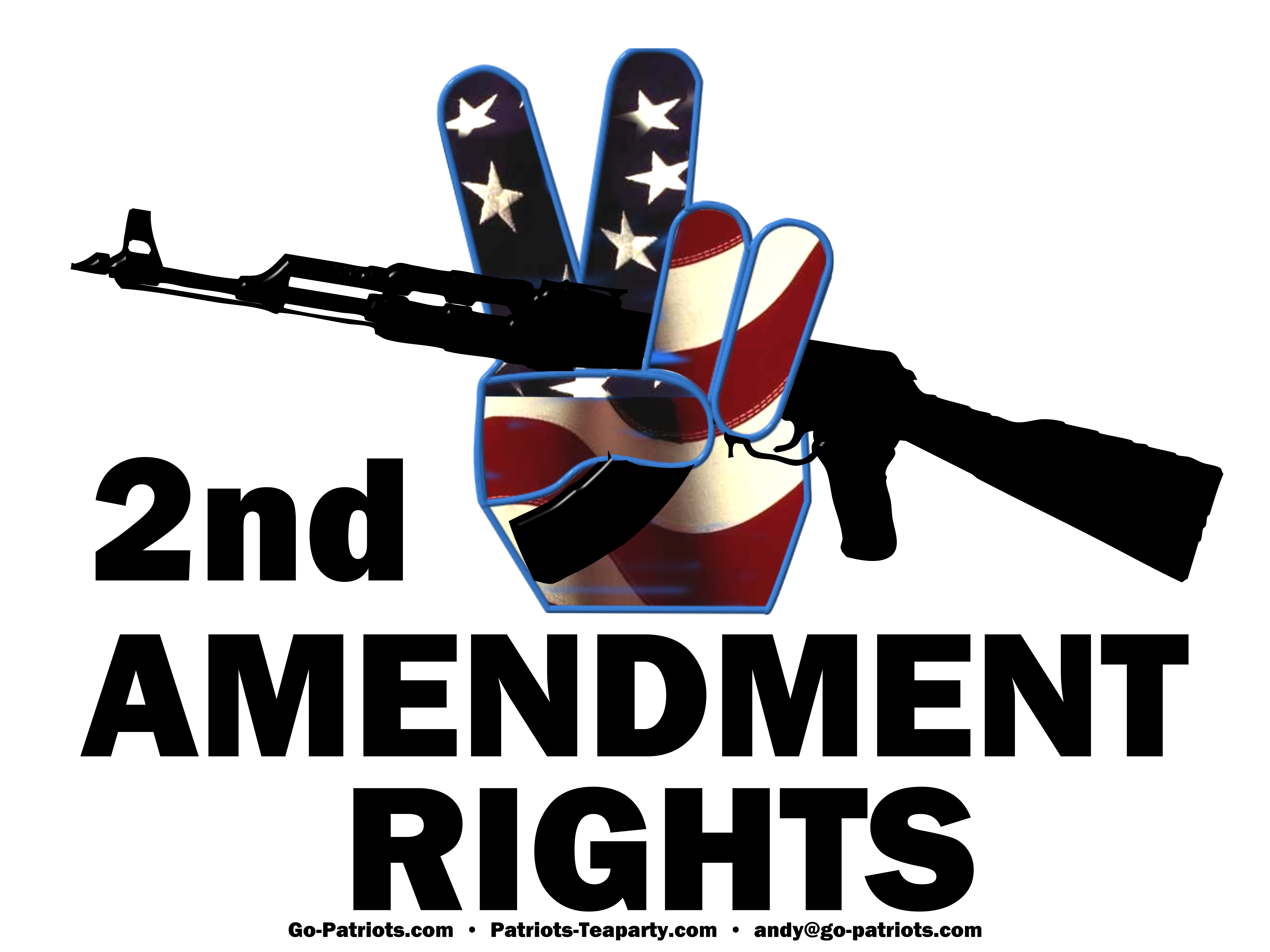 a study of our right to bear arms Gun controlthe second amendment provides: a well regulated militia, being necessary to the security of a free state, the right of the people to keep and bear arms, shall not be infringed.